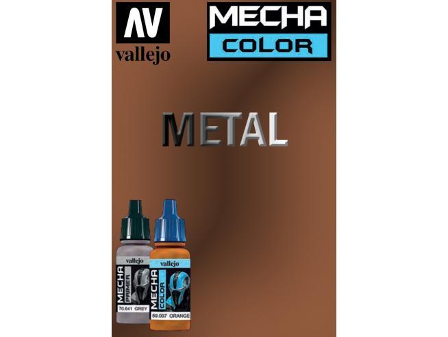 VALLEJO MECHA COLOR COPPER 69061 COLORI