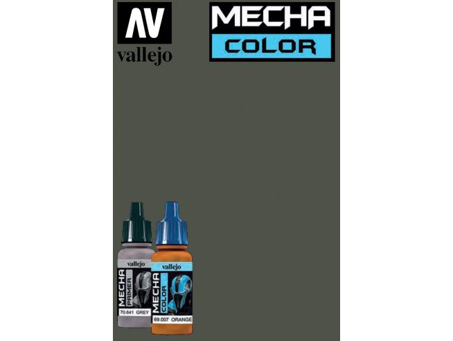 VALLEJO MECHA COLOR DARK GREEN 69030 COLORI