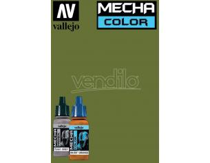 VALLEJO MECHA COLOR DEEP GREEN 69029 COLORI