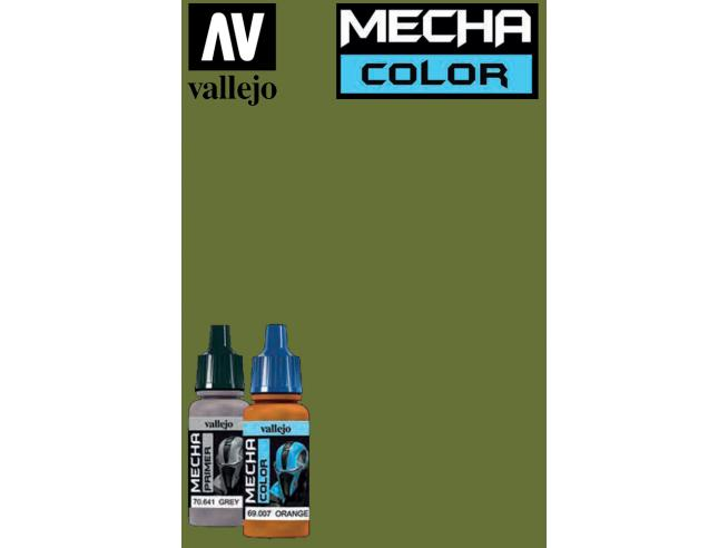 VALLEJO MECHA COLOR DEEP GREEN 69029 COLORI
