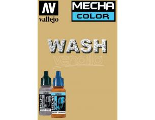 VALLEJO MECHA COLOR DESERT DUST WASH 69522 COLORI