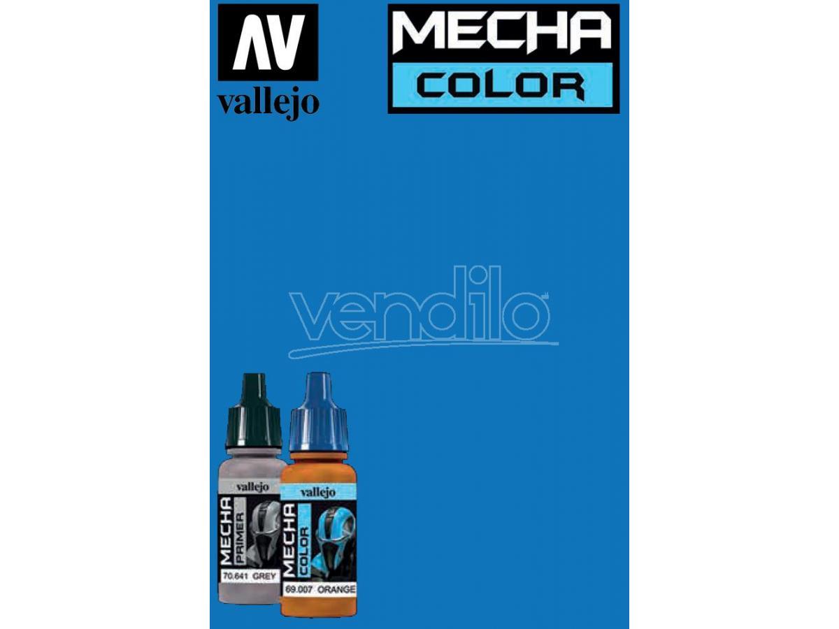 VALLEJO MECHA COLOR ELECTRIC BLUE 69020 COLORI