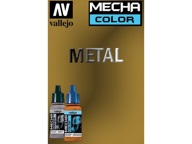 VALLEJO MECHA COLOR GOLD 69059 COLORI