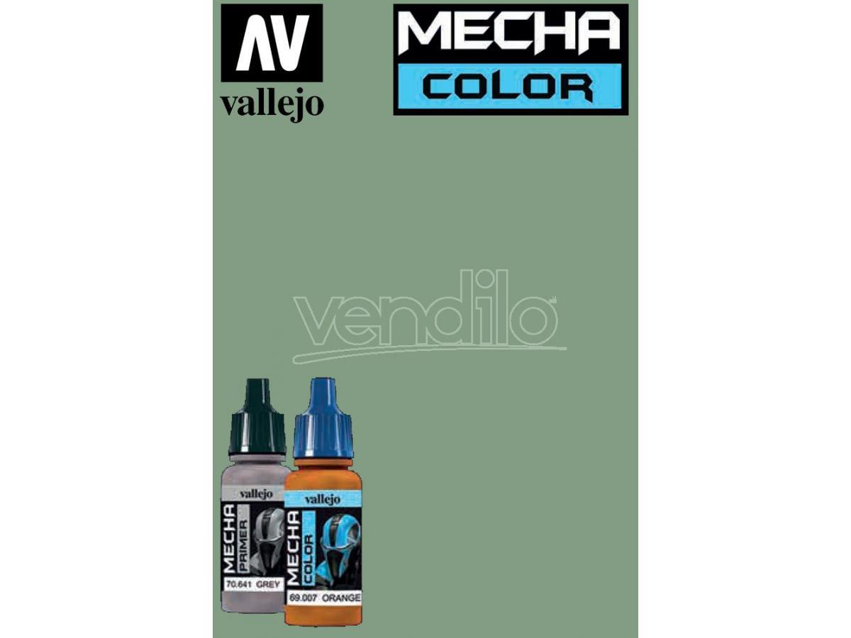 VALLEJO MECHA COLOR GREEN BLUE 69027 COLORI