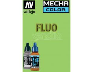 VALLEJO MECHA COLOR GREEN FLUORESCENT 69057 COLORI