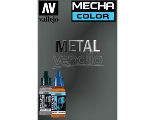 VALLEJO MECHA COLOR GUNMETAL 69058 COLORI
