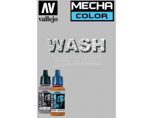 VALLEJO MECHA COLOR LIGHT GREY WASH 69515 COLORI