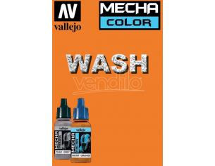 VALLEJO MECHA COLOR LIGHT RUST WASH 69505 COLORI
