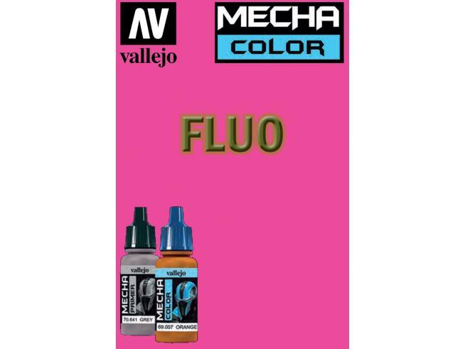 VALLEJO MECHA COLOR MAGENTA FLUORESCENT 69056 COLORI