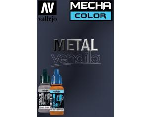 VALLEJO MECHA COLOR METALLIC BLUE 69067 COLORI