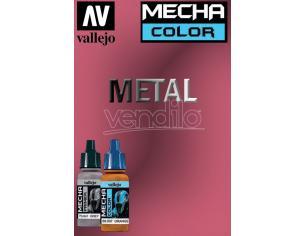 VALLEJO MECHA COLOR METALLIC RED 69066 COLORI