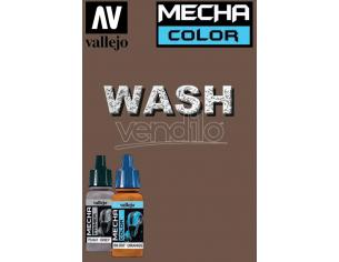 VALLEJO MECHA COLOR OILED EARTH WASH 69521 COLORI