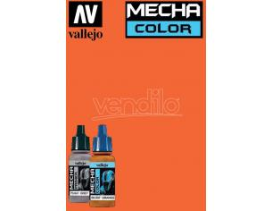 VALLEJO MECHA COLOR ORANGE 69007 COLORI