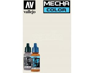 VALLEJO MECHA COLOR WHITE GREY 69002 COLORI