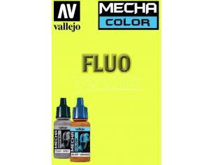VALLEJO MECHA COLOR YELLOW FLUORESCENT 69054 COLORI