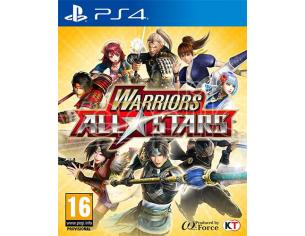 WARRIORS ALL-STARS AZIONE - PLAYSTATION 4