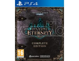 PILLARS OF ETERNITY - COMPLETE EDITION GIOCO DI RUOLO (RPG) PLAYSTATION 4