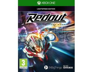REDOUT LIGHTSPEED EDITION GUIDA/RACING - XBOX ONE