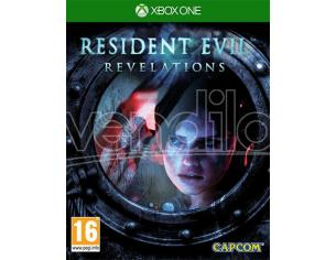 RESIDENT EVIL REVELATIONS AZIONE - XBOX ONE