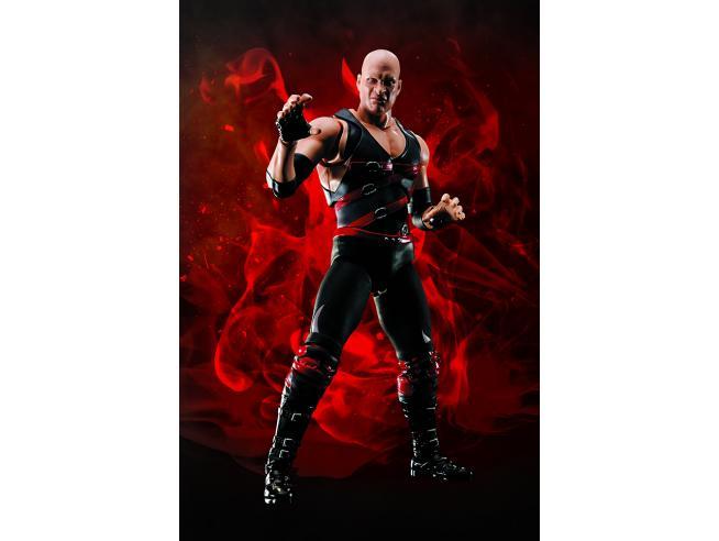 BANDAI WWE KANE S.H.FIGUARTS ACTION FIGURE