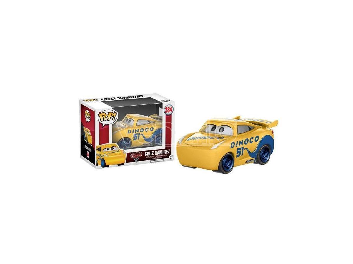 Funko Cars 3 POP Disney Vinile Figura Cruz Ramirez 9 cm