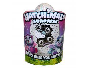 Hatchimals 6037096 - Hatchimals Peacats Surprise Uovo Blu