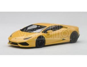 Auto Art / Gateway AA54603 LAMBORGHINI HURACAN LP610-4 2014 MET.PEARL YELLOW 1:43 Modellino