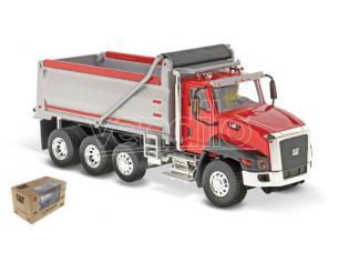 Diecast Master DM85502 CAT CT660 DUMP TRUCK RED 1:50 Modellino