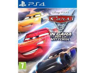 CARS 3 IN GARA PER LA VITTORIA GUIDA/RACING - PLAYSTATION 4