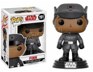 Funko Star Wars Gli Ultimi Jedi POP Movies Vinile Figura Finn 9 cm