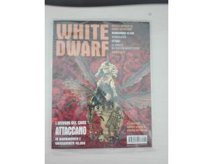 WHITE SWARF RIVISTA MENSILE 169 GAMES WORKSHOP MARZO 2013