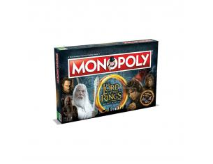 Monopoly Signore degli Anelli Lord of the Rings Versione Italiana Winning Moves