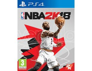 NBA 2K18 SPORTIVO - PLAYSTATION 4