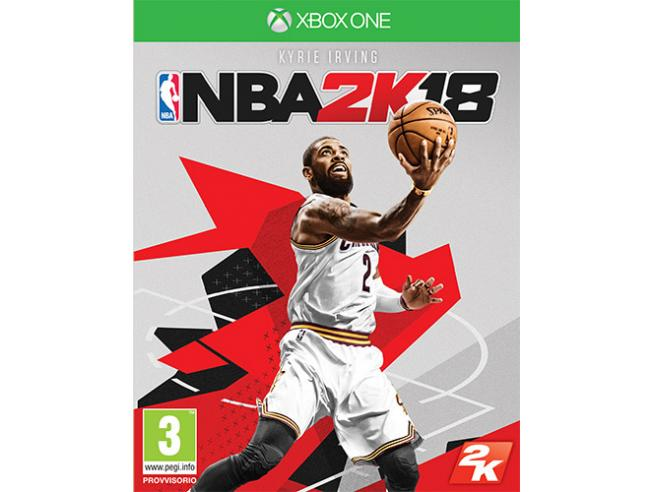 NBA 2K18 SPORTIVO - XBOX ONE