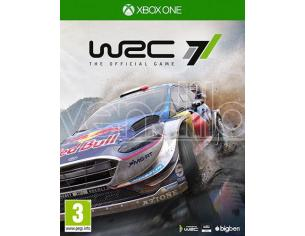 WRC 7 GUIDA/RACING - XBOX ONE