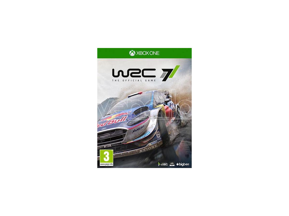 wrc 7 guida racing xbox one san marino. Black Bedroom Furniture Sets. Home Design Ideas