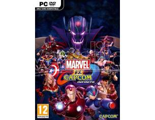MARVEL VS CAPCOM INFINITE PICCHIADURO - GIOCHI PC
