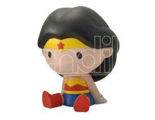 PLASTOY WONDER WOMAN CHIBI BANK SALVADANAIO