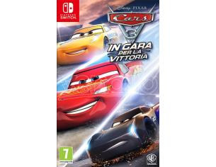 CARS 3 IN GARA PER LA VITTORIA GUIDA/RACING - NINTENDO SWITCH