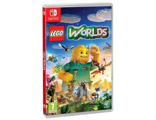 LEGO WORLDS AZIONE - NINTENDO SWITCH