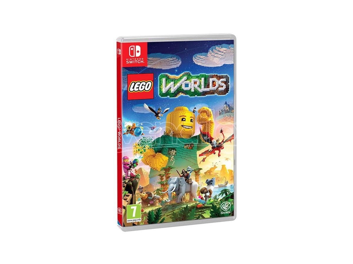 LEGO WORLDS AZIONE - NINTENDO SWITCH