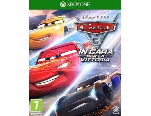 CARS 3 IN GARA PER LA VITTORIA GUIDA/RACING - XBOX ONE