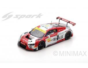 Spark Model SA115 AUDI R8 LMS N.11 10th MACAU GT WORLD CUP 2016 CHENG CONGFU 1:43 Modellino