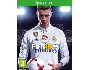 FIFA 18 SPORTIVO - XBOX ONE