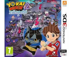 YO-KAI WATCH 2: PSICOSPETTRI GIOCO DI RUOLO (RPG) - NINTENDO 3DS