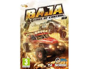 BAJA: EDGE OF CONTROL HD GUIDA/RACING - GIOCHI PC