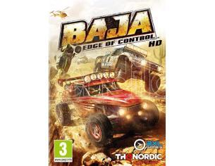 BAJA: EDGE OF CONTROL HD GUIDA/RACING - GIOCHI PC