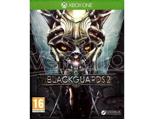 BLACKGUARDS 2 GIOCO DI RUOLO (RPG) - XBOX ONE