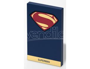 TRIBE POWER BANK 4000 MAH DC SUPERMAN ALIMENTATORI/BATTERIE - MOBILE/TABLET