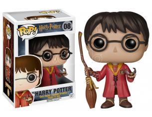 Funko Harry Potter POP! Movies Vinyl Harry Grifondoro Quidditch 9cm